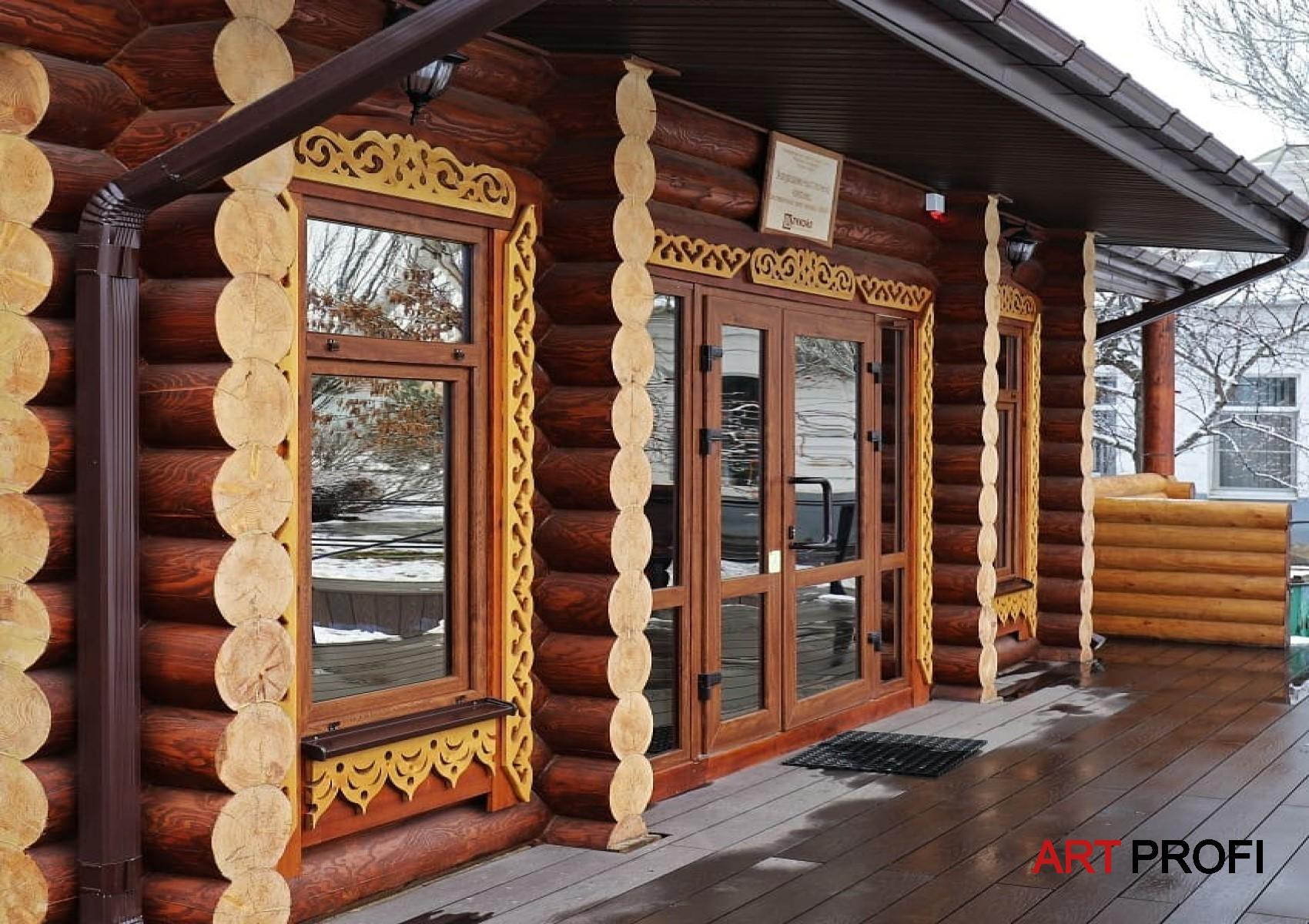Строительство домов. Астраханское туристическое бюро.
