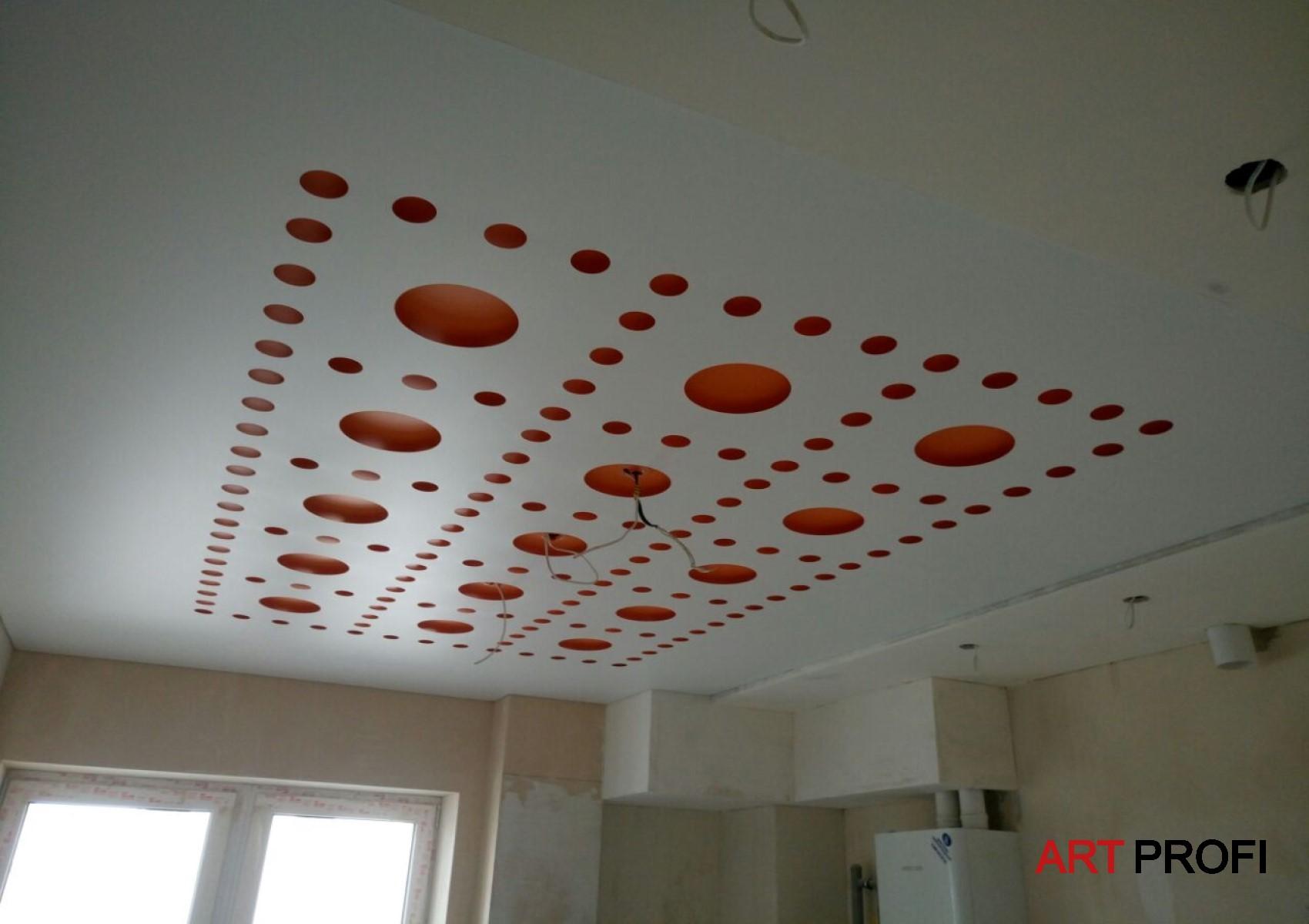 Ремонт квартир. Натяжной потолок.